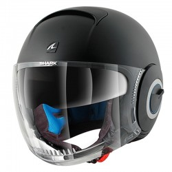 Casque Shark Nano Blank Mat